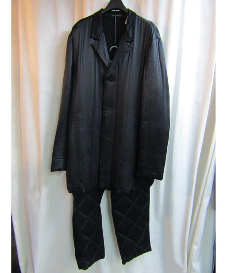 2000aw yohji yamamoto pour homme キルティングセットアップ