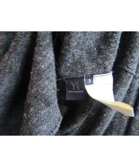 Y's yohji yamamoto フレア袖デザインカーディガン YX-K10-270