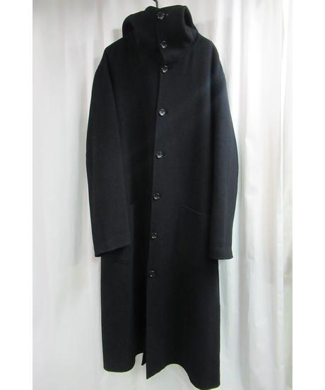 90's yohji yamamoto pour homme vintage フード付きロングコート