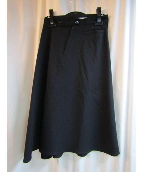 Y's yohji yamamoto フレアスカートセットアップ YC-J61-554