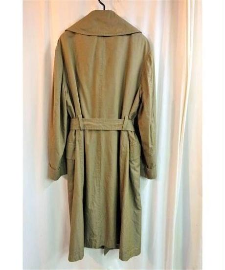2006aw yohji yamamoto pour homme ベージュ デザインベルト付きコート