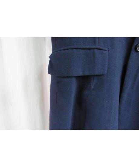 SAMPLE 1点物 89aw yohji yamamoto pour homme 紺 デザインビートルズジャケット