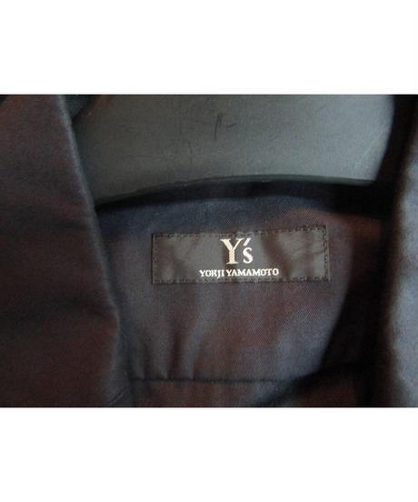 Y's yohji yamamoto ミリタリーパチポケジャケット YR-J15-004