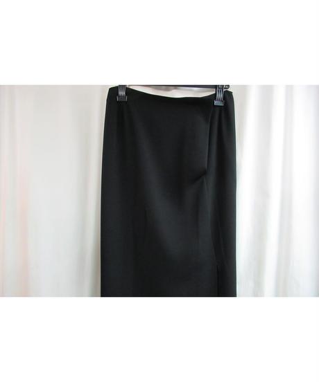 97aw yohji yamamoto femme vintage ロングスリットタイトスカート FI-S07-901
