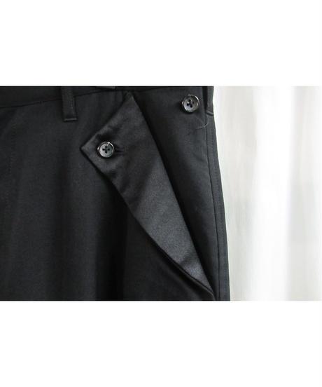 yohji yamamoto pour homme ポケットデザインテーパードパンツ HX-P15-100