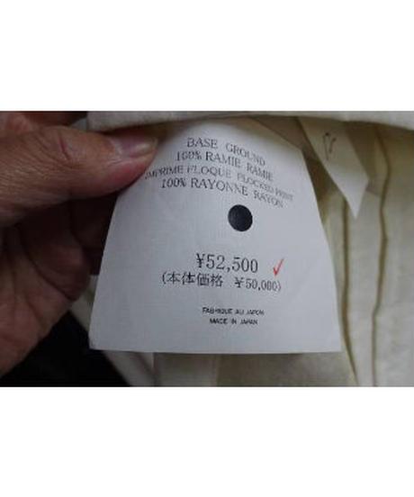 新品 定価5万円 yohji yamamoto femme デザイン変形ブラウス