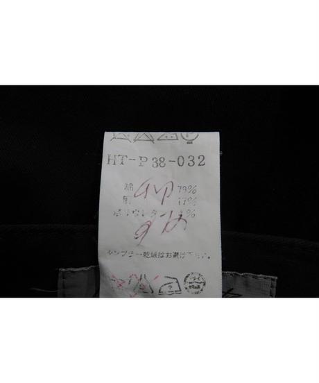 07ss yohji yamamoto pour homme コットンサルエルパンツ HT-P38-032