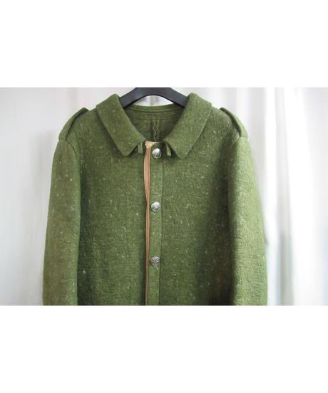 96aw yohji yamamoto femme vintage ミリタリー 製品染めデザインジャケット FG-J70-999
