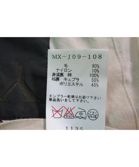 Y's for men yohji yamamoto チェック切替えデザインジャケット MX-J09-108