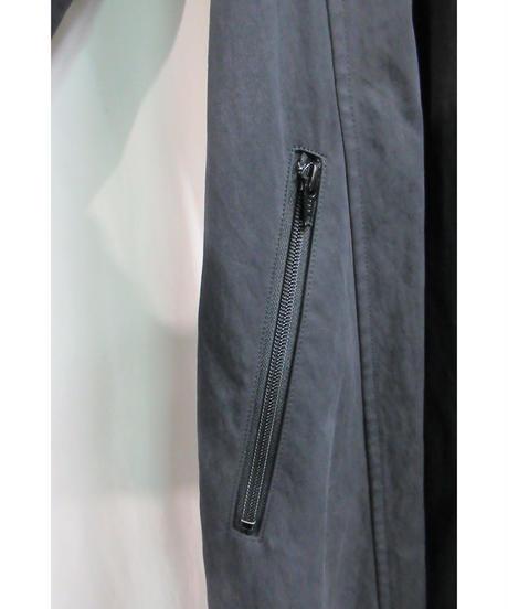 yohji yamamoto pour homme ダブルフード付きデザインロングドレス
