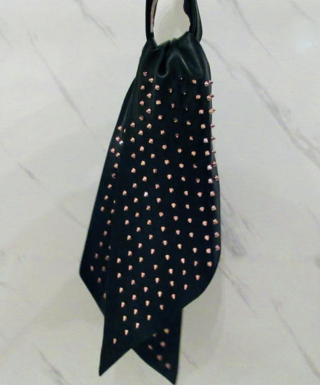 【受注生産】アスコットタイ(Cravatta in pelle ascotコッパー)