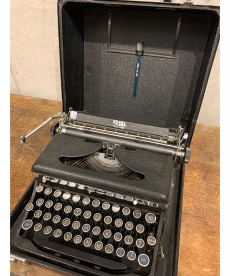ヴィンテージ タイプライター