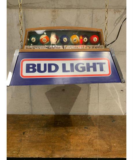 Bud Light ヴィンテージ プールランプ