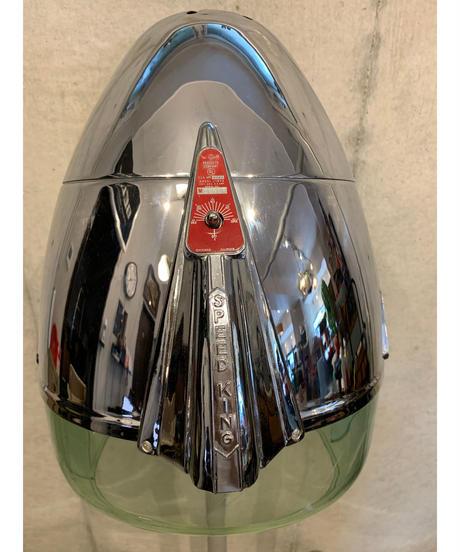 1950's Speed King ヘアドライヤー リメイク フロアランプ