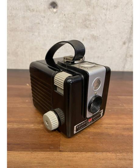 Kodak 1953 Brownie Hawkeye カメラ フラッシュモデル ③