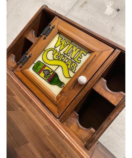 ヴィンテージ ウッド ワインセラー