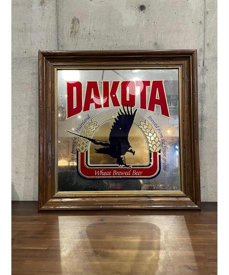 Dakota ヴィンテージ パブミラー
