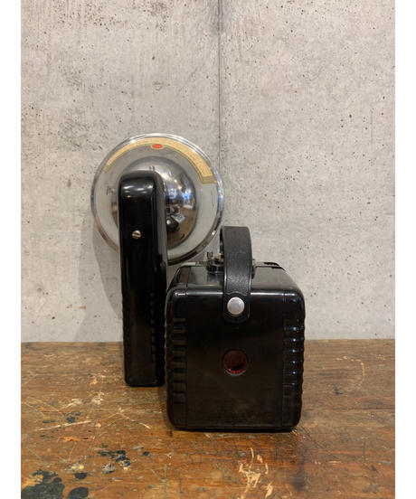 Kodak 1955 Brownie Hawkeye カメラ フラッシュモデル ①