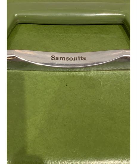 Samsonite ヴィンテージ コスメバッグ
