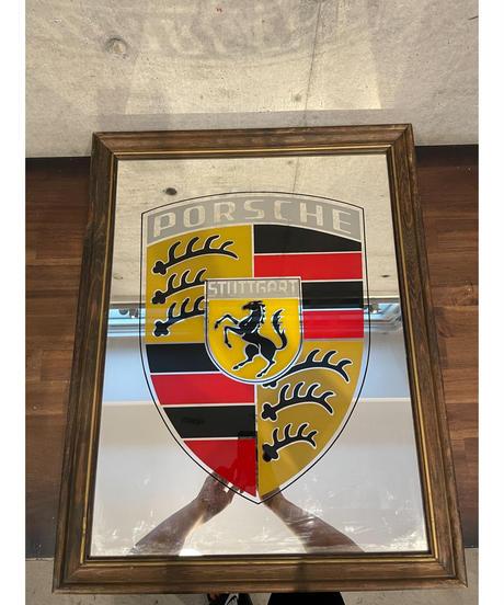 Porsche パブミラー