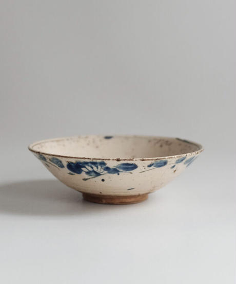 安南平茶碗