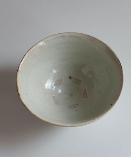 武末日臣  粉引茶碗76