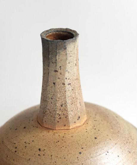中里隆  テラシッジくわい型瓶 アンダーソンランチ窯