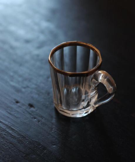 オールドバカラ 金彩グラス