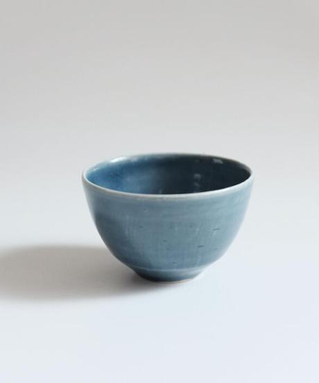 岡晋吾 薄瑠璃月小碗