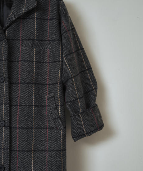 Stand collar over COAT