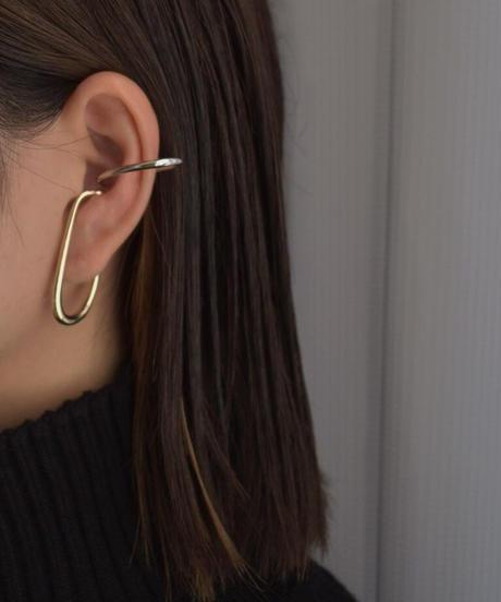 mb-earcuff-02017 バイカラー ロングイヤーカフ 左右1組セット
