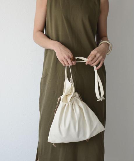 nh-bag2-02499 日本製 レッドクロス HBT生地 ミリタリーエプロン巾着バッグ