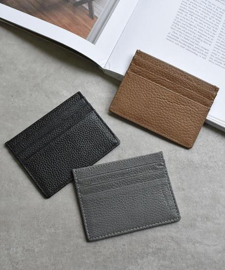 mb-wallet-02070 本革レザー 7ポケットパスケース
