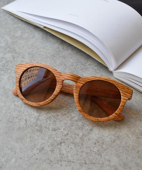 sunglasses-02037 木目調 サングラス