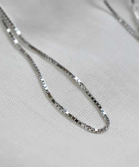 mb-necklace2-02013 SV925 ベネチアンチェーン 39cmネックレス