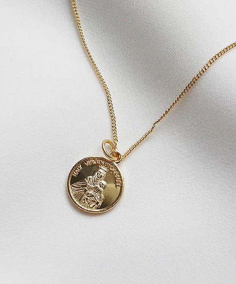 mb-necklace2-02012 SV925 タイプ4 コインチャームネックレス