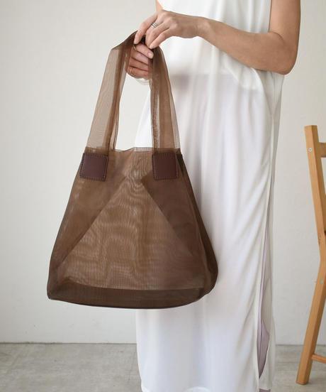 bag2-02498 変形シアーバッグ ブラック ホワイト キャメル ブラウン
