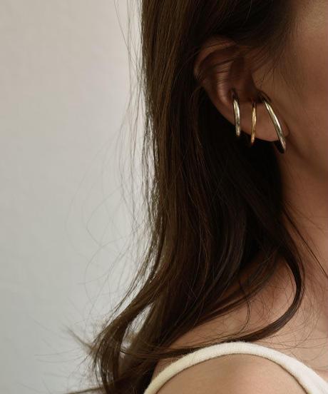mb-earcuff-02004 イヤーカフ3個セット シルバー×2 ゴールド×1 ☆WA04