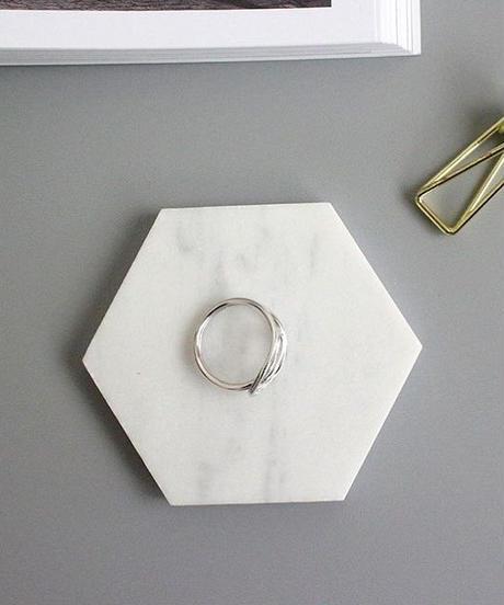 mb-ring2-02046 SV925 ベンドリング シルバー925
