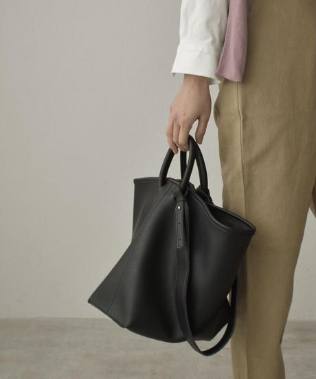 bag2-02564 2way 変形バッグ エクリュ ベージュ ブラック