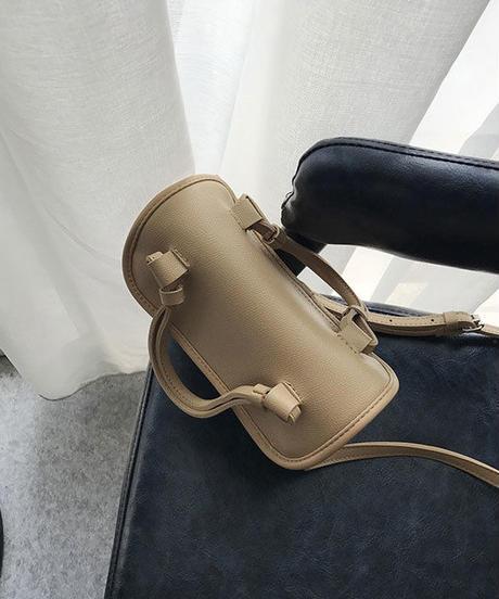 bag2-02368 3ポケット ショルダーバッグ ハンドバッグ