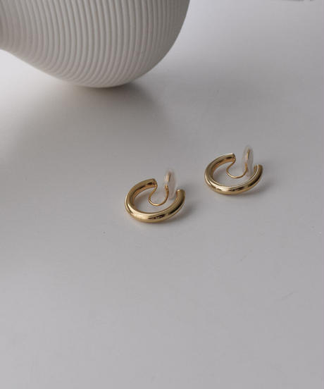 mb-pierce2-02425 ゴールド フープイヤリング