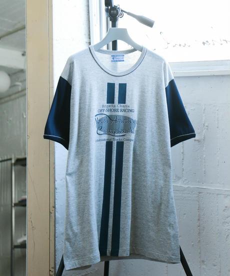 GYMNASIUM ヨットレースTシャツ