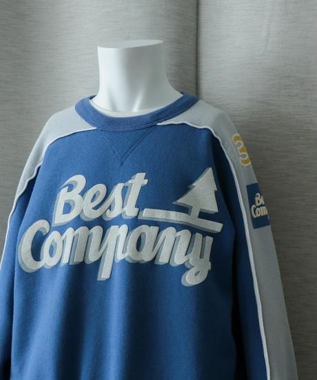 Best Company 4Dプリントスウェット