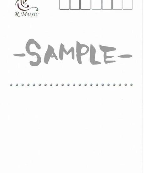 PC012 ポストカード「楽器を奏でる妖精シリーズ」12枚セット(6種類各2枚)