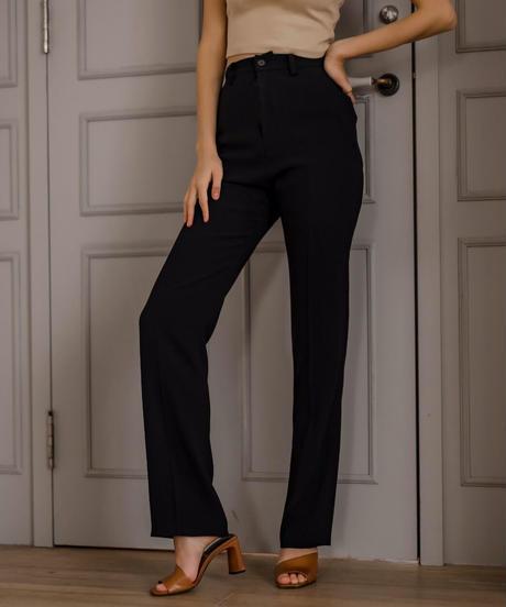 【label C】 comfort slaks pants (数量限定)