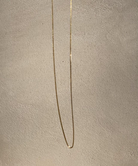 K10 simple chain jewerly / 40cm