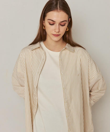 """L""mark stripe shirts"