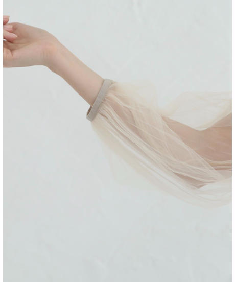 Tulle Sleeve TOPS