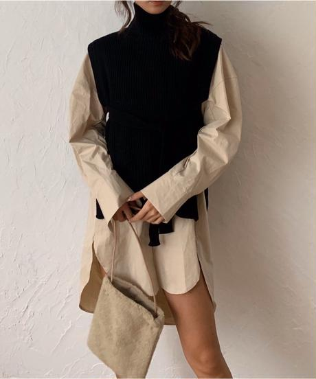 Side slit knit best